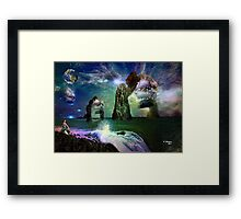 ENCHANTED SEA, by E. Giupponi Framed Print