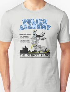 Police Academy 'The Detroit Years' Unisex T-Shirt