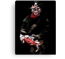Soldier Of The Underworld Canvas Print