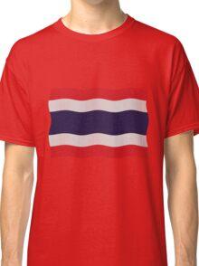 Thailand flag Classic T-Shirt