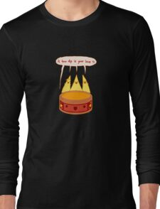 How dip is your love? Long Sleeve T-Shirt