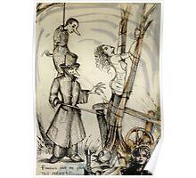 Pinocchio & The Blue Fairy ( Nursery Cryme Series )  Poster