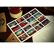 London Icons Photographic Print