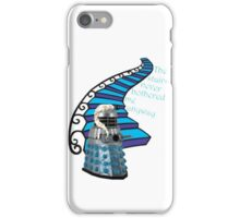 The Stairs Never Bothered Me Anyway iPhone Case/Skin