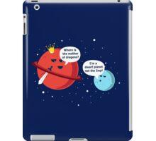 Dwarf Planet iPad Case/Skin