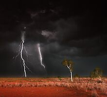Hedland Lightning by Sheldon Pettit
