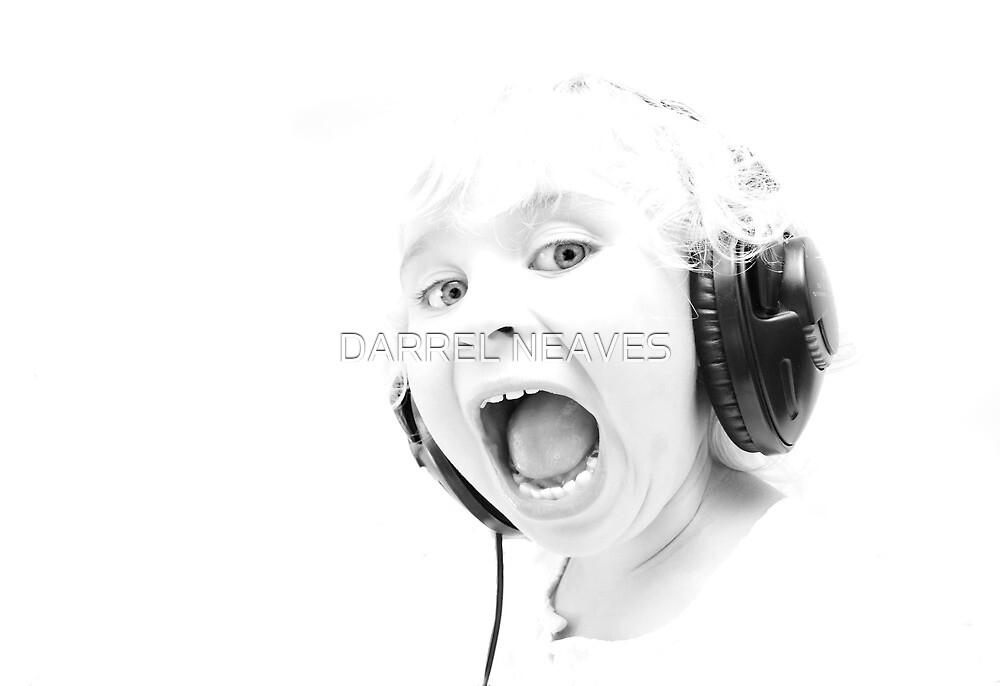 DJ Gracie Spacie by DARREL NEAVES