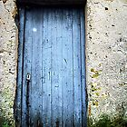 Forgotten days at the door by Fiona Mouzakitis