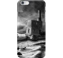 Cornish engine house iPhone Case/Skin