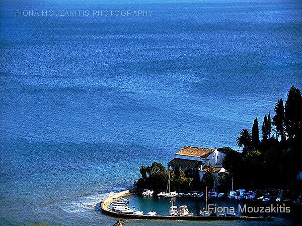 Blue Heaven by Fiona Mouzakitis