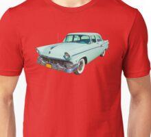 1956 Ford Custom Line Antique Car Unisex T-Shirt