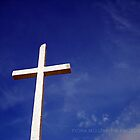 Cross to the sky by Fiona Mouzakitis
