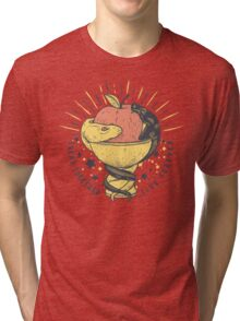 Liquid and Solid Tri-blend T-Shirt