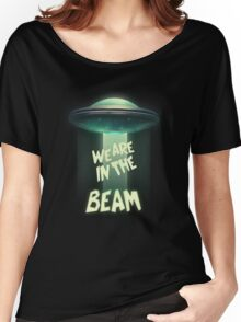 WE ARE IN THE BEAM! - Team Fortress 2 Women's Relaxed Fit T-Shirt