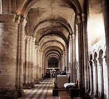 Side Aisle by Claire Elford