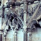 Lady Chapel Carvings by babibell