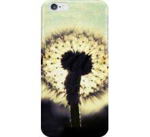 Dandelion Dreams iPhone Case/Skin