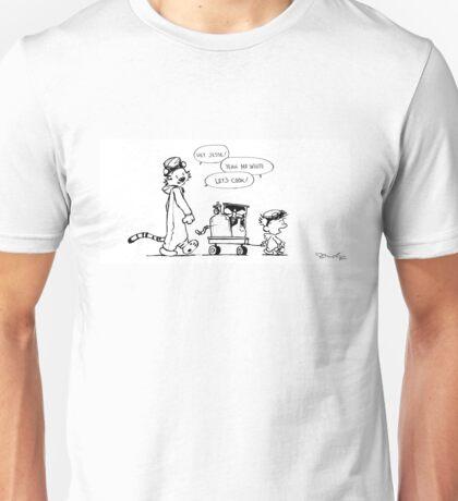 Breaking Hobbes Unisex T-Shirt