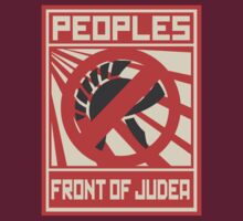 The People Front of Judea by McPod