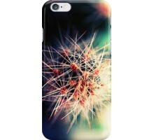 A sharpened blur iPhone Case/Skin