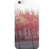 Parisian Terrace iPhone Case/Skin