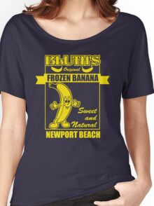 Bluth's Original Frozen Banana Women's Relaxed Fit T-Shirt