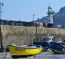 St Ives Harbour, Cornwall by jonshort58