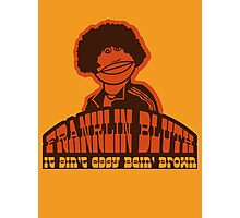 Franklin Bluth Photographic Print