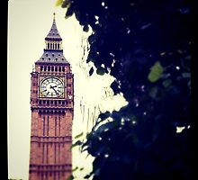 What's the time? by Danielle Bayes