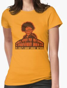 Franklin Bluth Womens Fitted T-Shirt