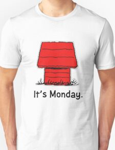 Snoopy Monday T-Shirt