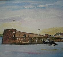 Cappa Pier, Kilrush, Co. Clare by PAULINE2668