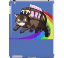 catbus nyan iPad Case/Skin