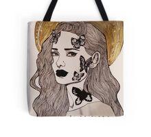 I am the sun Tote Bag
