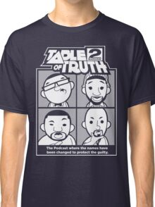 The Table of Truth Faces Logo Tee Classic T-Shirt