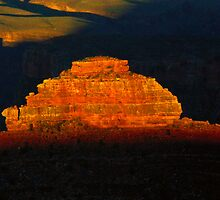 Grand Canyon Evening by David DeWitt