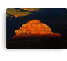 Grand Canyon Evening Canvas Print