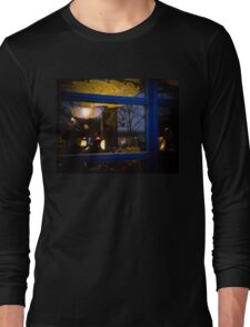 A shop window by the way. Long Sleeve T-Shirt