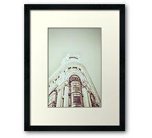 Madrid II Framed Print