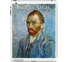 Gogh Away iPad Case/Skin