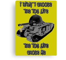 Tog II Tank T shirts Canvas Print
