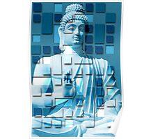 Buddha study 1 Poster