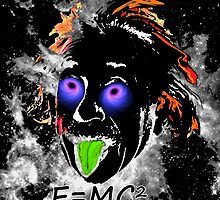 E=MC2 by ayemagine