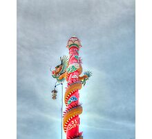 chinese decoration Photographic Print