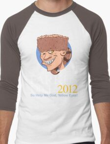 Farkus for President Men's Baseball ¾ T-Shirt