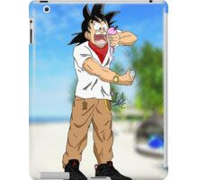 Goku x Air Jordan iPad Case/Skin