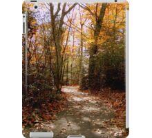 Taking a Walk in the Woods      ^ iPad Case/Skin