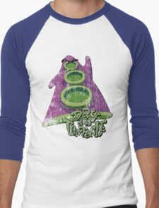 Day of the Tentacle (Distressed) Men's Baseball ¾ T-Shirt