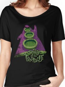 Day of the Tentacle (Distressed) Women's Relaxed Fit T-Shirt