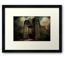 Castle Magic Framed Print